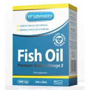 VP  Fish Oil 60 капс