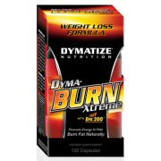 Dyma-Burn Xtreme with EPX 120 капсул