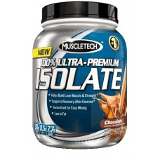 MuscleTech  100% Ultra-Premium Isolate 908 г