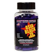 Asia Black 25 100 капсул
