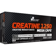 Creatine Mega Caps 120 капсул