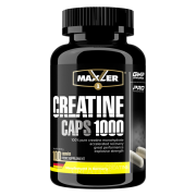 Creatine CAPS 1000 (Maxler) 100 капс