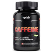 VP LABORATORY  CAFFEINE 200 MG 90 ТАБ