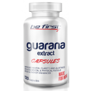BE FIRST  GUARANA EXTRACT 120 КАПС