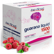 BE FIRST  GUARANA LIQUID 1500  25 МЛ  МАЛИНА