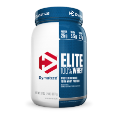 DYMATIZE  ELITE WHEY 907 Г GOURMET VANILLA
