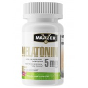 Melatonin 5 mg  (60 таб) (MAXLER)
