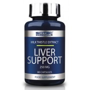 SCITEC NUTRITION  ESSENTIALS LIVER SUPPORT 80 КАПС