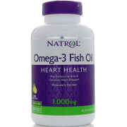 NATROL  OMEGA 3 1000 MG 90 SOFTGELS