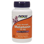 NOW MELATONIN 10 MG 100 КАПС