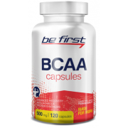 BCAA 120 КАПС (BE FIRST)