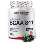 BCAA 8:1:1 INSTANTIZED POWDER 250 Г (BE FIRST)