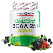 BCAA 2:1:1 CLASSIC POWDER 200 Г (BE FIRST)