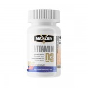 MXL. Vitamin D3 180 tabs NEW DESIGN
