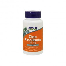 Zinc Picolinate 50 мг 120 капсул  (NOW)