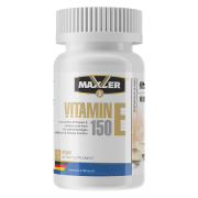 VITAMIN E NATURAL FORM 150MG 60 SOFTGELS (MAXLER)