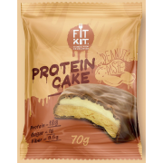 FITKIT PROTEIN CAKE С НАЧИНКОЙ  70 Г